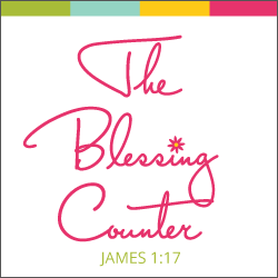 The Blessing Counter