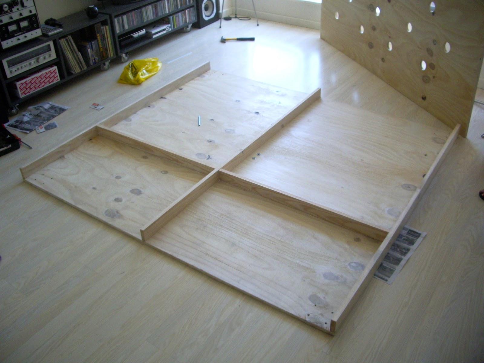A DIY Bed