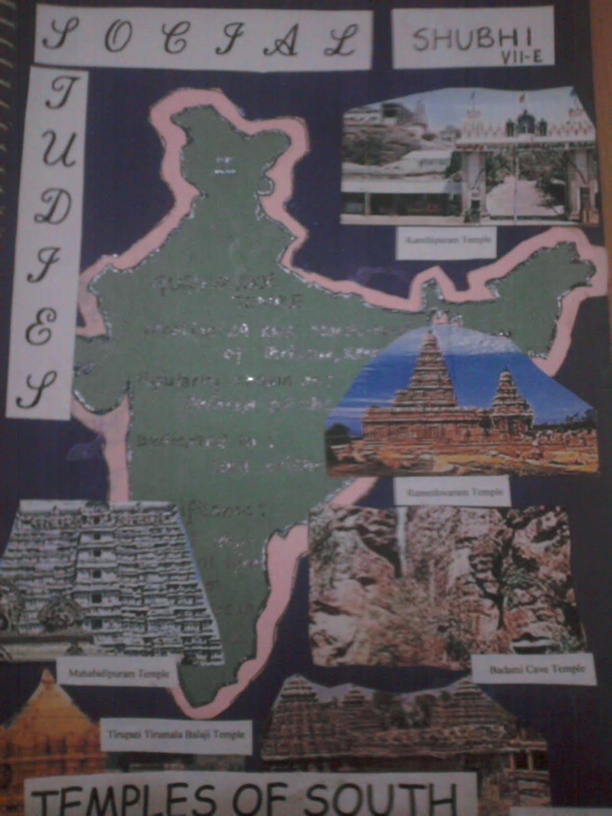 mission school projects cover page facts and designs this is another type of a simple yet innovative project and takes a bit of time because the map that you see is handmade not only is it handmade but it