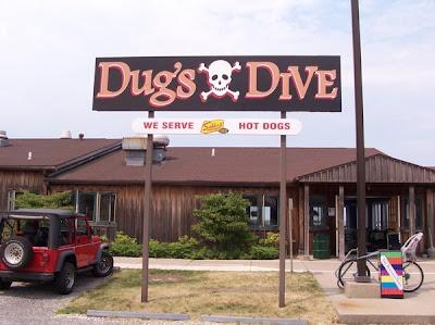 Dug's Dive
