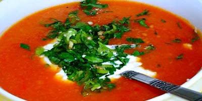 recetas de cocina gazpacho de verduras