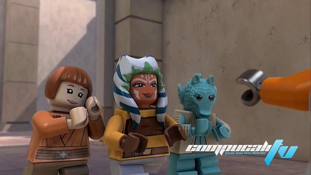 Lego Star Wars El Imperio contra todos DVDRip Latino
