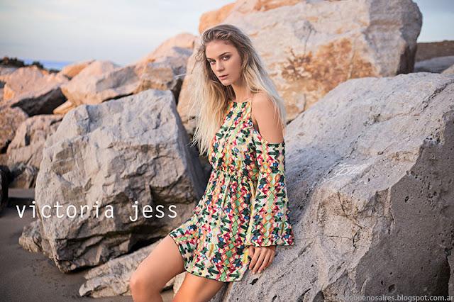 Victoria Jess primavera verano 2016. Moda verano 2016.