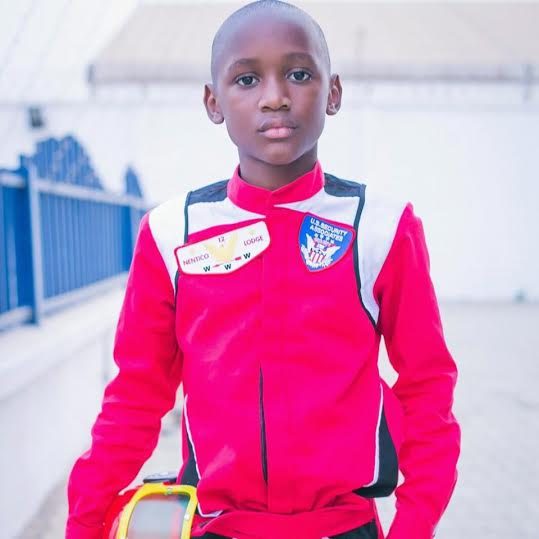 2face Idibias First Son Nino Turns 10 Today Gets Loving Message From His Mom