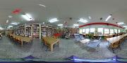 A Biblioteca en 3D