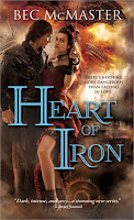 heart of iron by bec mcmaster book cover