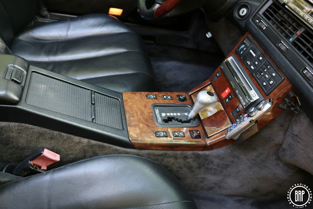 mb r129 interior