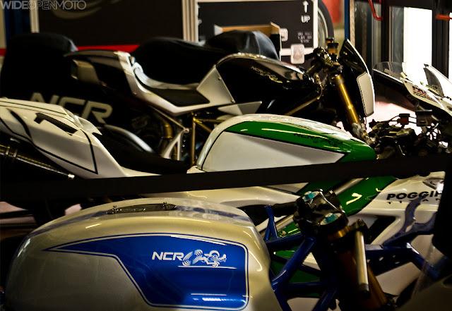 NCR Poggipolini Millona Hailwood Ducati