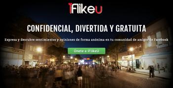 iFlikeU la red social para enamorarse - www.dominioblogger.com