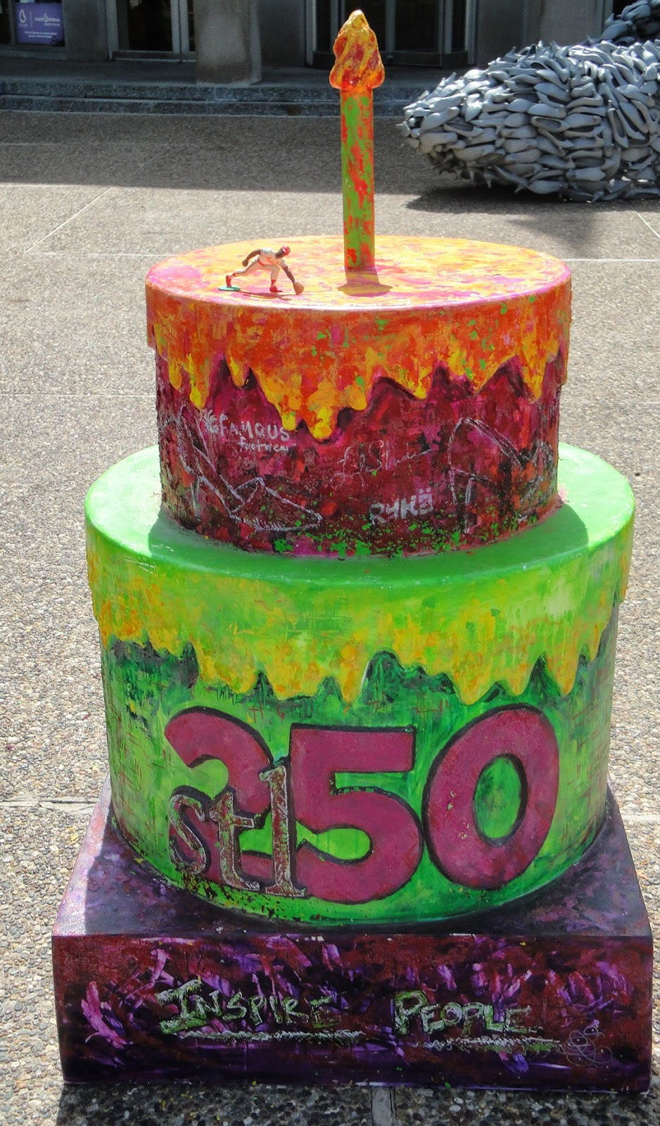 St Louis 250 Years 250 Cakes Here We Go 3 Famous