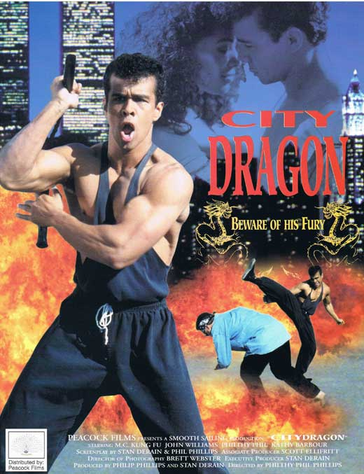 City Dragon movie