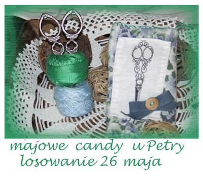 Majowe candy u Petry