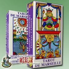 TAROT DE MARSEILLE DE ALEJANDRO JODOROWSKY