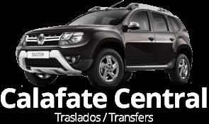 Transfer en Calafate, Santa Cruz.
