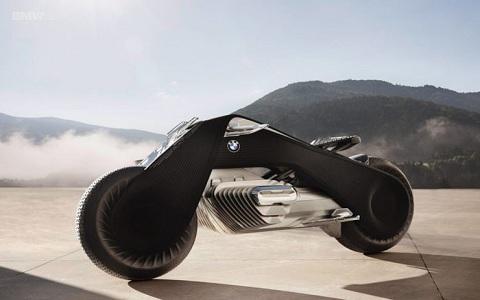 Conheça a Moto do Futuro divulgada pela (BMW)