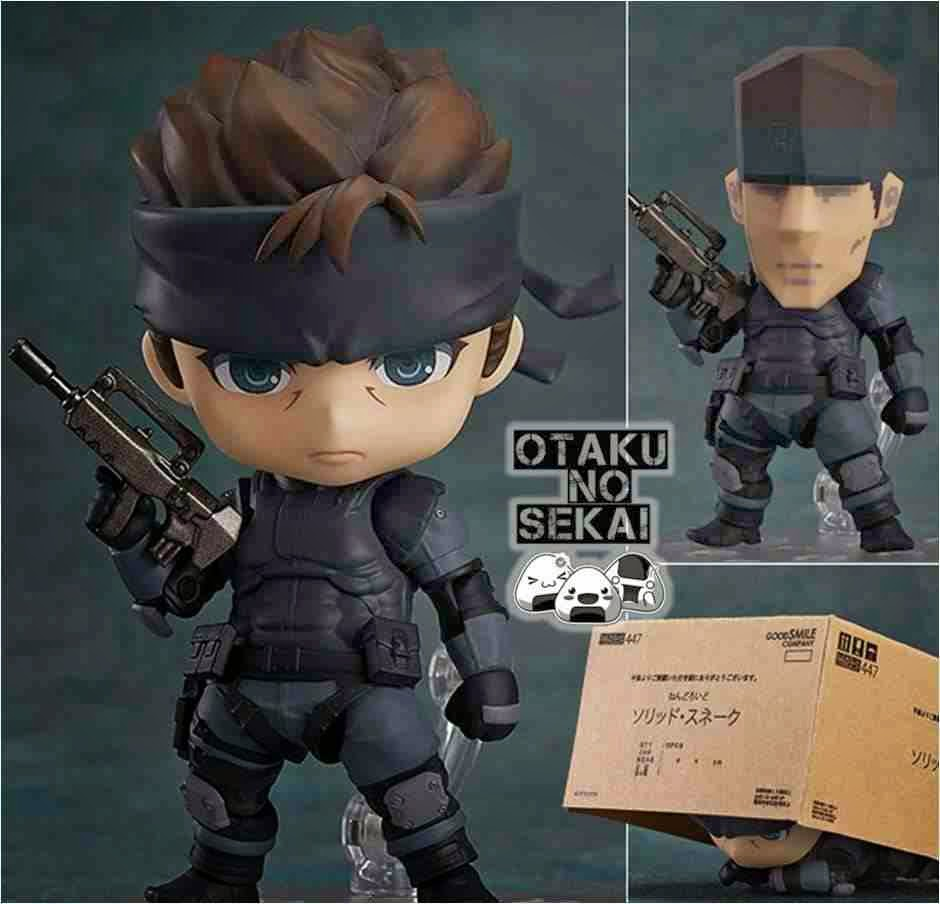 Nendoroid Metal Gear Solid Solid Snake