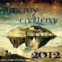 2012 Fantasy Reading Challenge