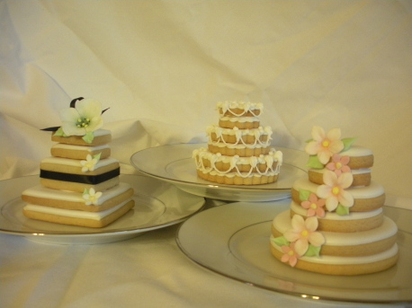 Life with Cookies and Other Sweet Surprises!: Wedding Cake ...
