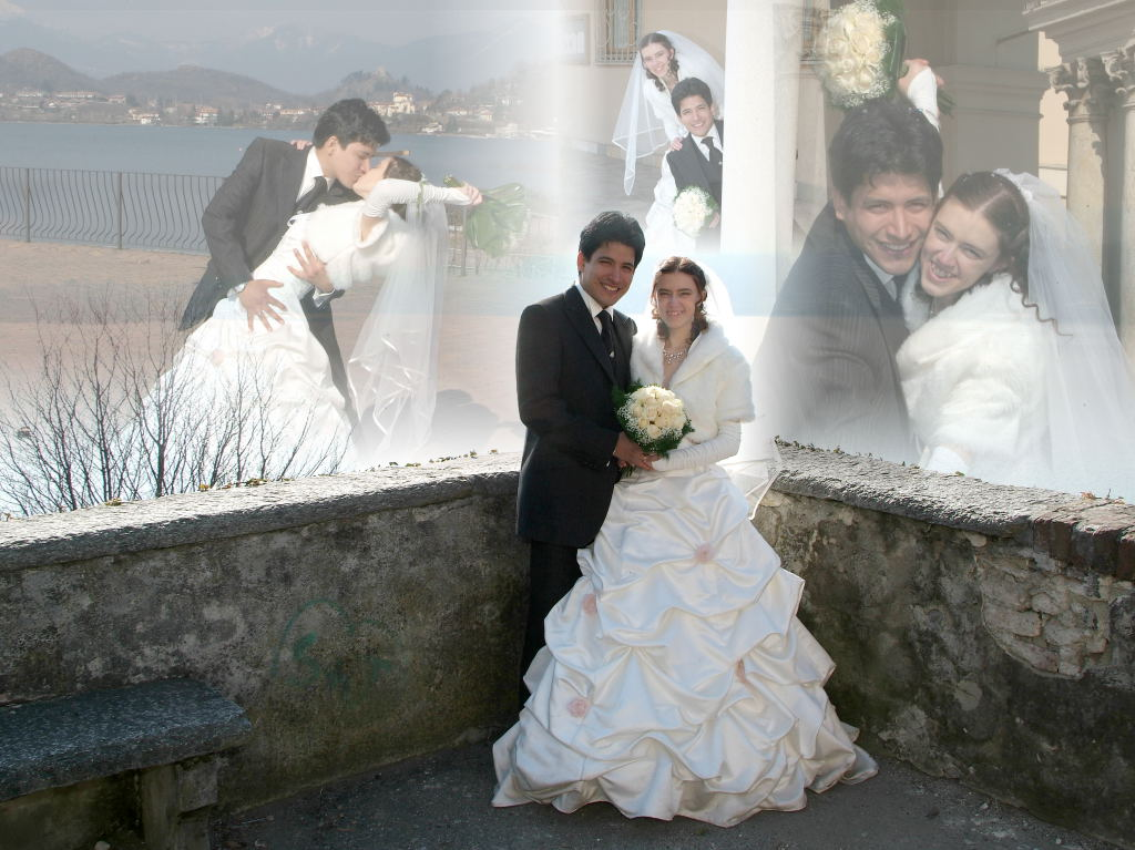 Matrimonio Periodo Natalizio : Chiara e maurizio matrimonio con lo sponsor matrimoni