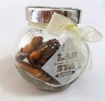 Mini Pretzels In A Jar