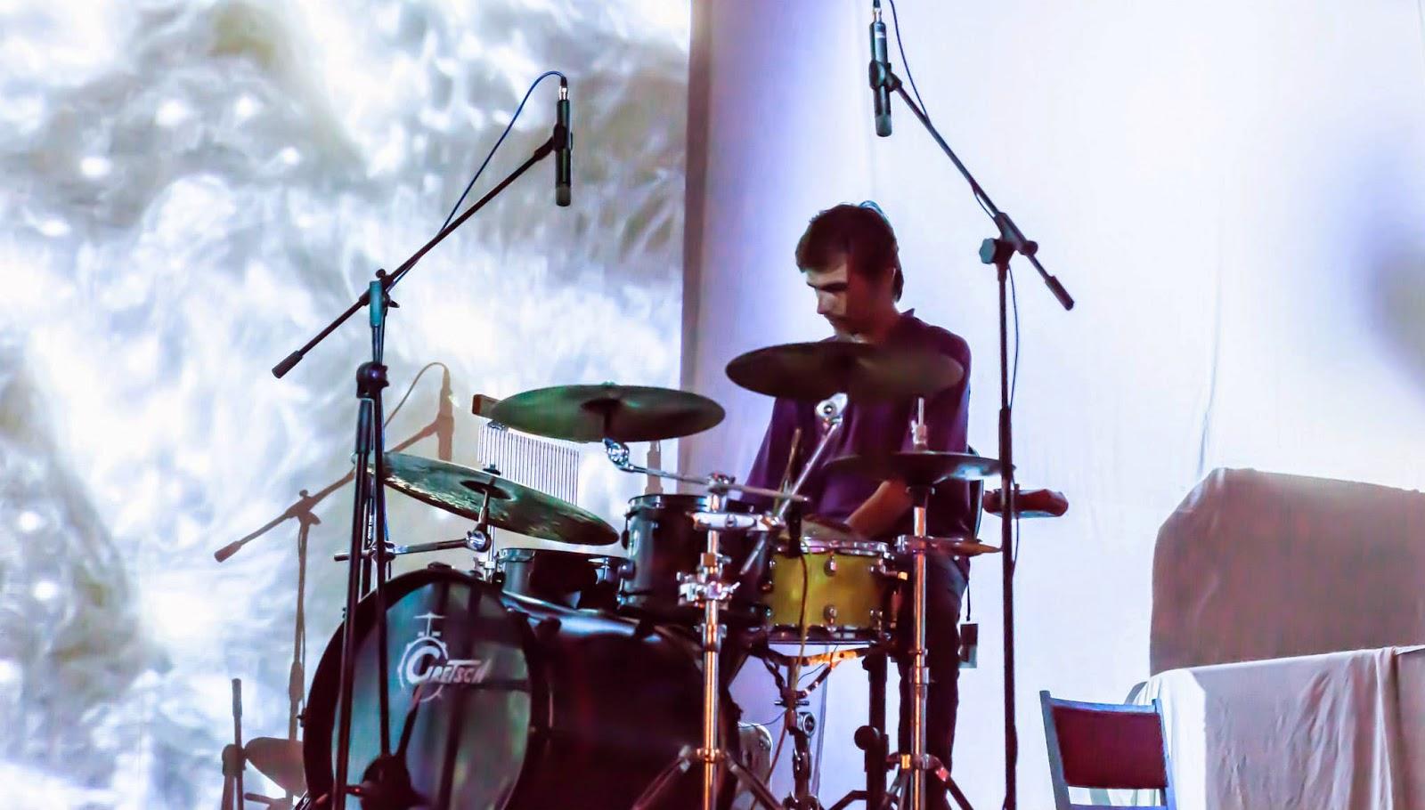 Thy Veils live at Sziget Festival 2014 - Radu Pieloiu
