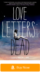 Books like the Fault in our Stars: Love Letters to the Dead