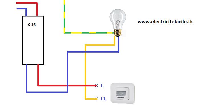 Schema electrique sch ma de branchement electrique - Schema electrique refrigerateur no frost ...
