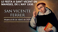 23.04.17 LA FESTA A SANT VICENT FERRER EN MANISES, EN L'ANY 1930 (S. XX)