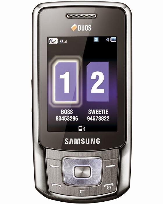 Samsung B5702 Flash Files