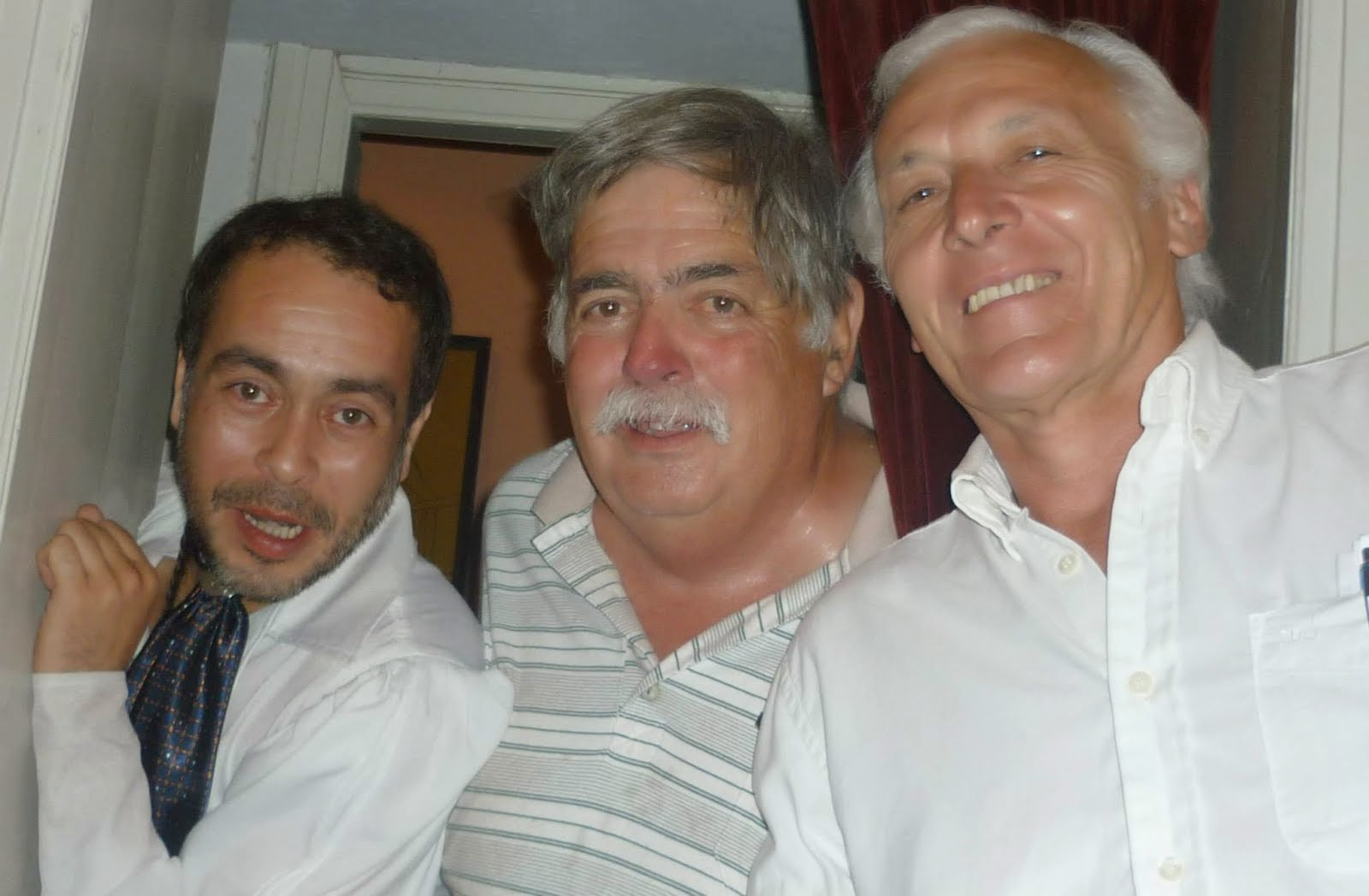 CON RICARDO Y OSVALDO