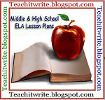 Teach it Write logo