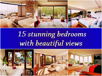 bedrooms with beautiful view