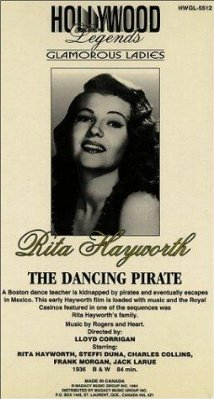 Free Watch Dancing Pirate (1936) Stream Movie Online