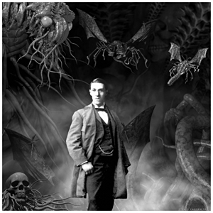 Day of Cthulhu, 75 Aniversario H. P. Lovecraft Lovecraft1