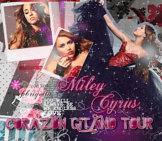 miley cyrus corazon gitano tour blend no pfs