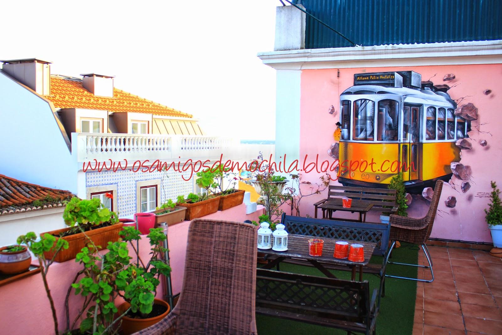 Se deliciando em Portugal: Hostel em Lisboa (fotos e preços) #B66515 1600 1067