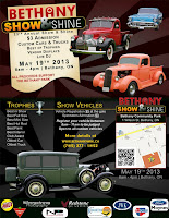 image Bethany Antique and Custom Car Event poster