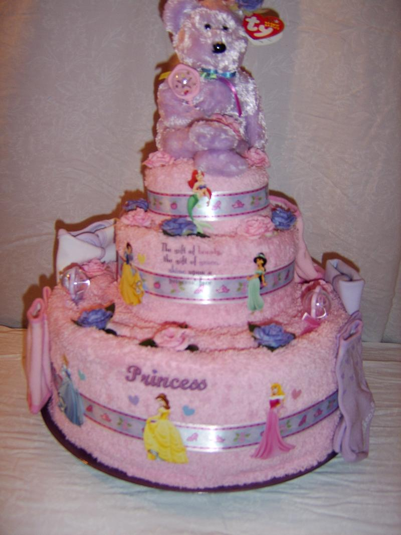 Princess Cake Decorating Ideas