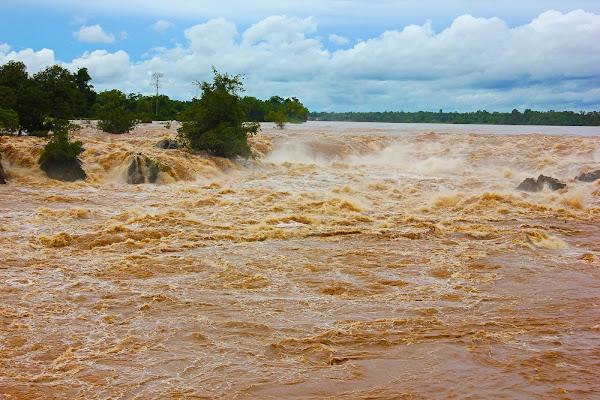 Cataratas Khone Phapheng 4000 islas