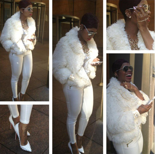 Fantasia Barrino New