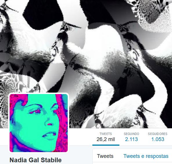 Twitter @nadiagalst