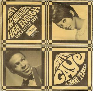 Marvin Gaye - Ain't no mountain high enough