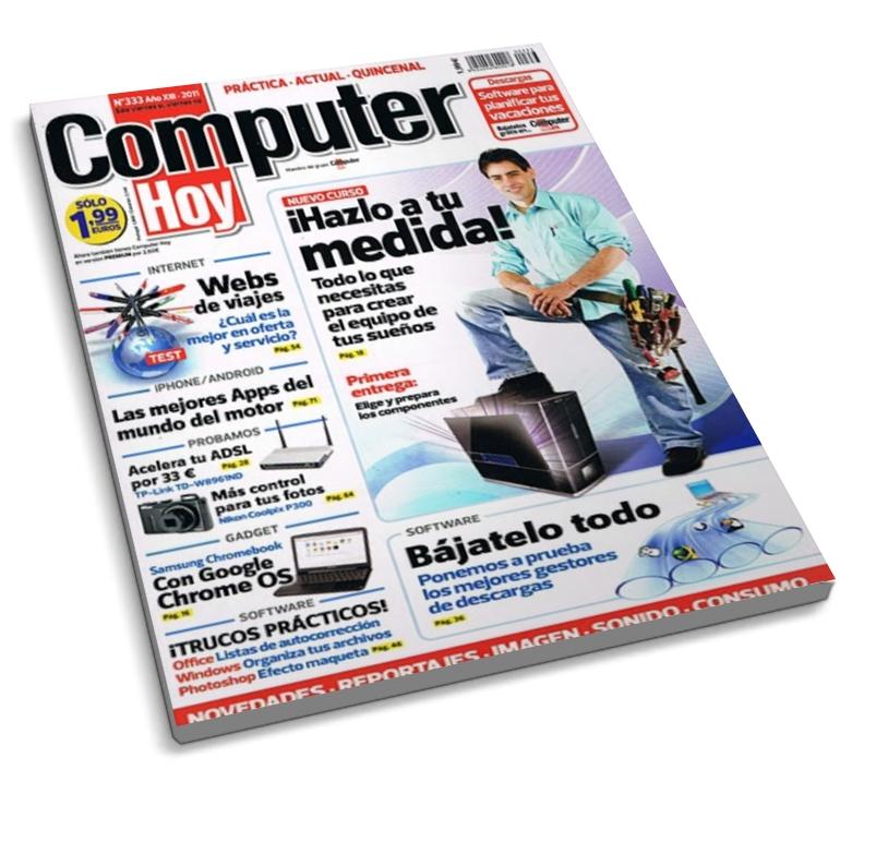 Revista computer hoy 8 julio 2011 ingenier a for Revista primicias ya hoy