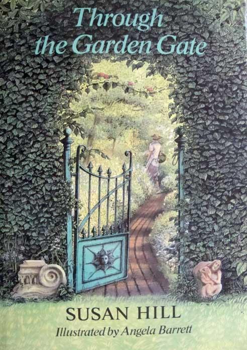 the octogon through the garden gate by susan hill