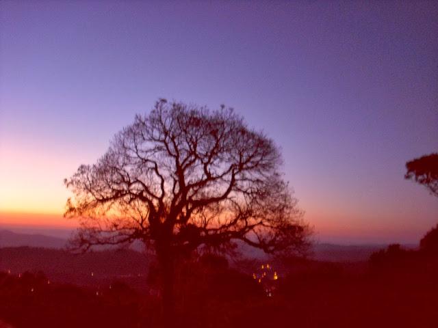 Foto tirada em Monte Verde