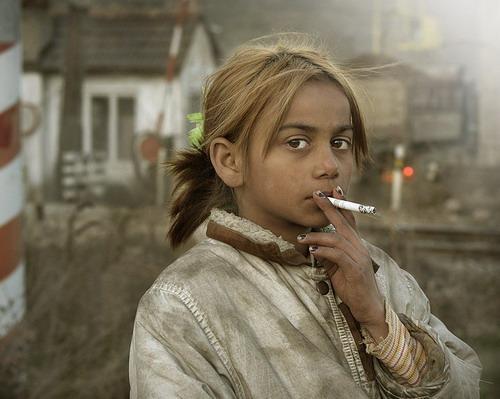 Курящая