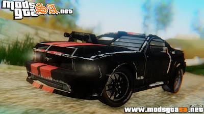 SA - Shelby GT500 Death Race