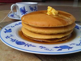Cara Membuat Pancake Sederhana