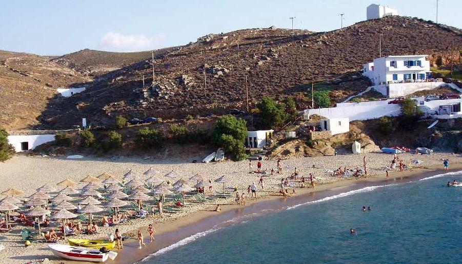 Κολυμπήθρα, Κωμτιανή άμμος
