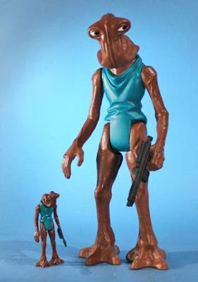 Hammerhead 12&#8221; Jumbo Vintage Kenner Star Wars Action Figure by Gentle Giant